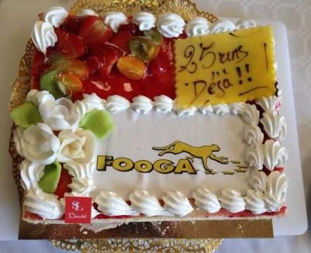 FOOGA FETE SES 25 ANS
